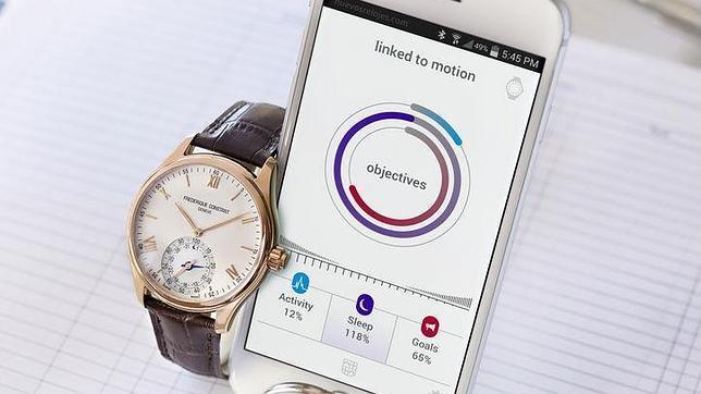 Los relojes suizos, en pie de guerra contra el Apple Watch