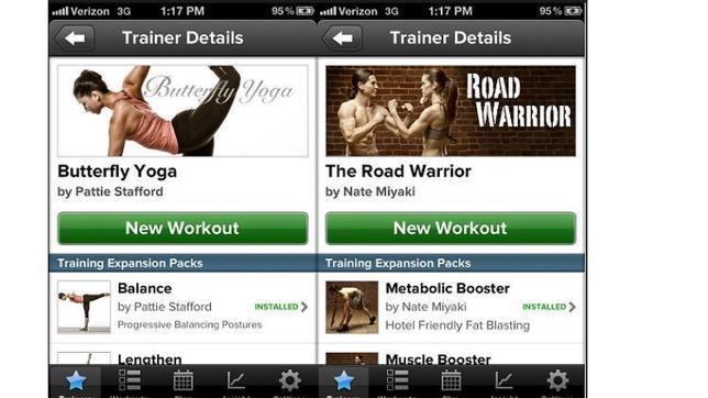 Las mejores «apps» para preparar la Operación bikini