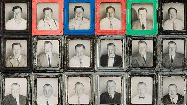 El hombre que se tomó cientos de «selfies» durante treinta años