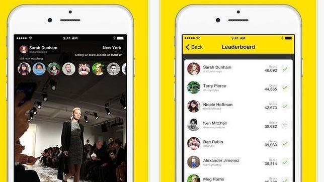 La «app» de retransmisión en vídeo Meerkat llegará a Android
