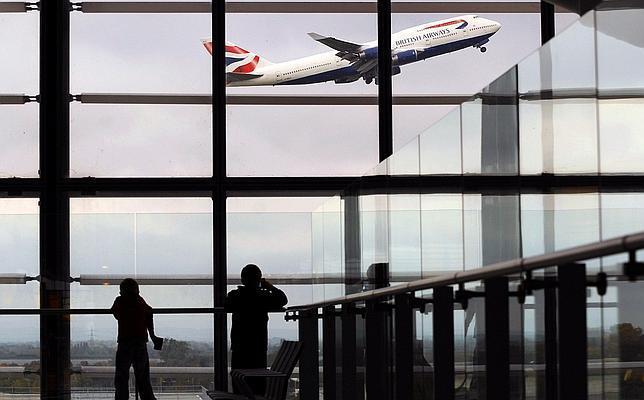 'Terminal Samsung Galaxy S5': el nuevo nombre de la Terminal 5 de Heathrow