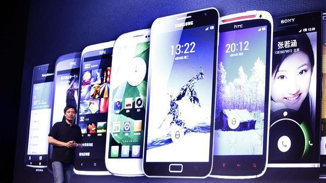 Xiaomi, el «Apple chino», se lanza ahora a la conquista del mercado de las tabletas