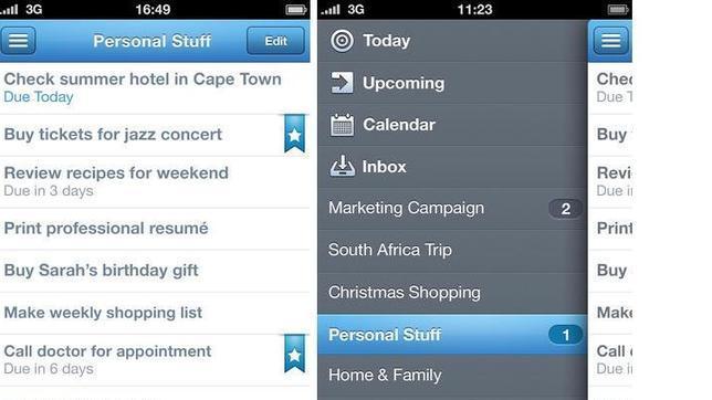 Hightrack, una esencial «app» de productividad, ya disponible para iOS