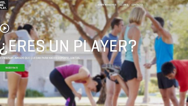 Yesweplay, una aplicación para organizar eventos deportivos