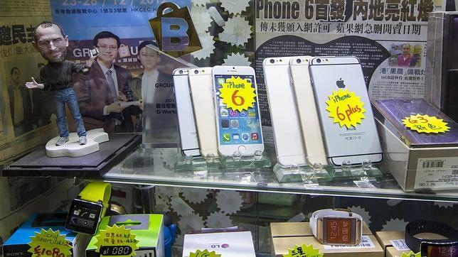 Detienen a un trabajador de FoxConn por robar y vender piezas del iPhone 6