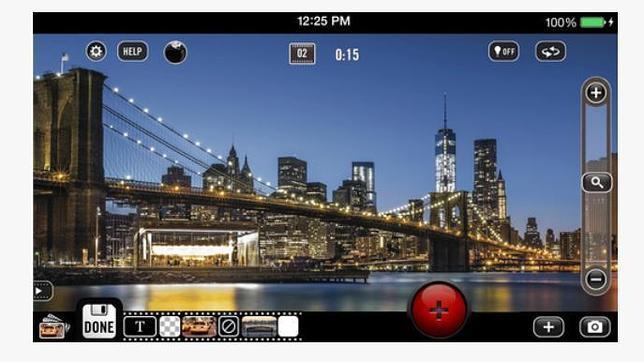 Vizzywig 4K, la «app» de 1.000 dólares que se puede usar solo en el iPhone 5S