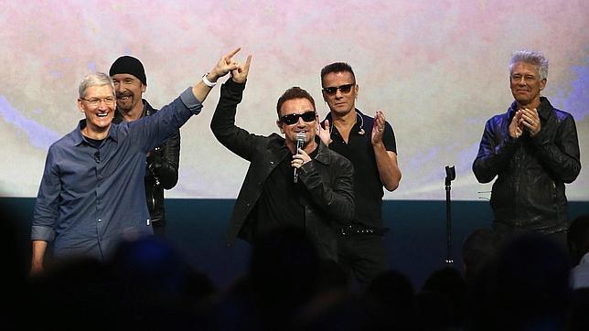 ¿Cómo eliminar el disco de U2 que Apple descargó en los iPhone sin permiso?