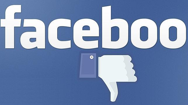 Facebook ya «no me gusta»