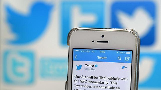 Los tuits, muchos más cortos que en 2009