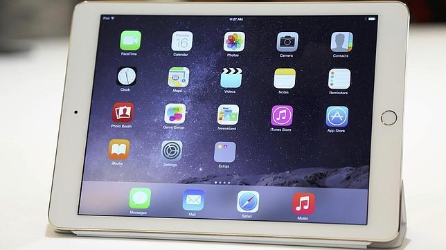 Así se ubica el iPad Air 2 frente a la competencia