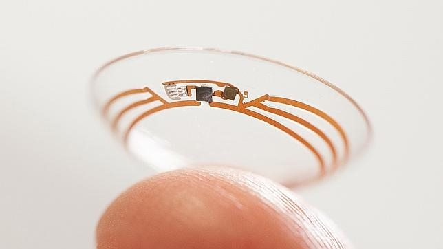 Las revolucionarias lentes de contacto de Google podrían funcionar con energía solar