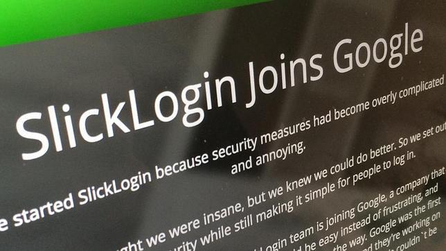 Google compra la compañía SlickLogin, especializada en contraseñas de audio