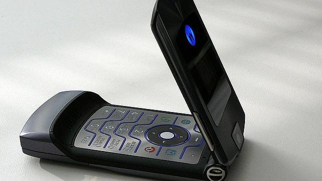 El regreso de los «flip-phones»