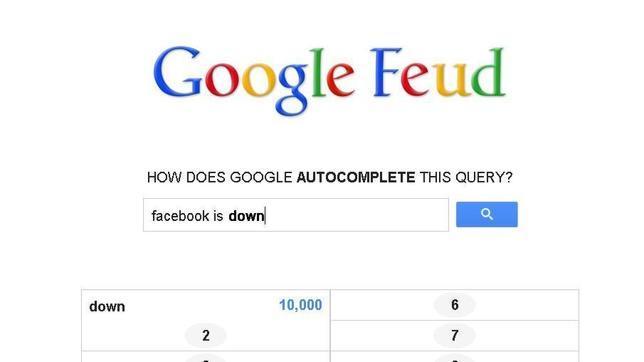 Google Feud, el juego que reta tus conocimientos con el «autocompletar» de Google