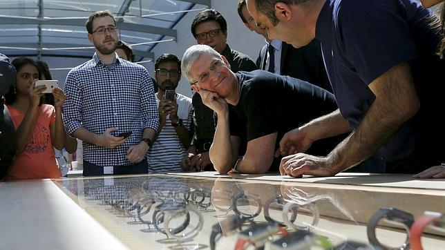 El Apple Watch no se podrá comprar en tienda, al menos, hasta junio