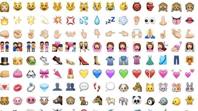 Emoji presenta 250 nuevos emoticonos