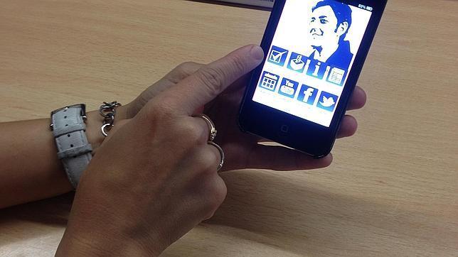 Eduardo Madina gana la primera batalla hacia la cima del PSOE con su nueva «app»
