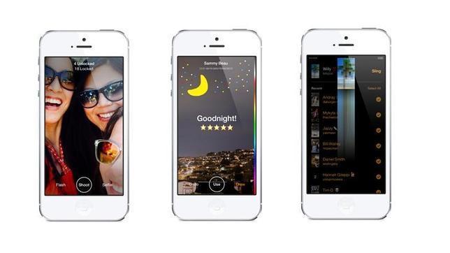 Facebook presenta Slingshot, su «clon» de Snapchat