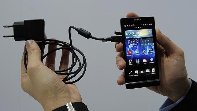 El nivel de la batería de tu «smartphone» es capaz de desvelar tu privacidad