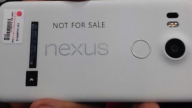 Se filtran imágenes del próximo Nexus 5 de Google