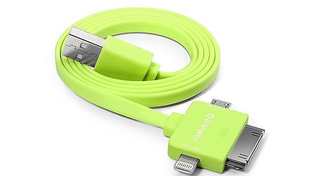 CrossLink, el cable definitivo que carga todos los dispositivos iOS y Android