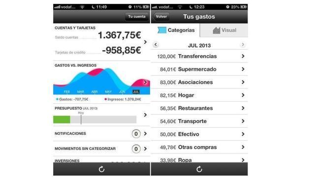 Fintonic, una «app» para romper la hucha del cerdito