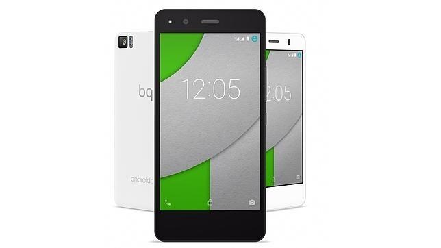 BQ se une a Google para potenciar Android One