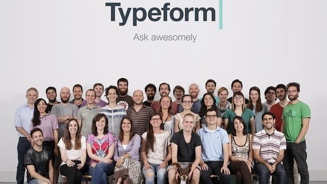 Typeform levanta 15 millones de dólares del grupo inversor de Facebook, Dropbox y Flipboard