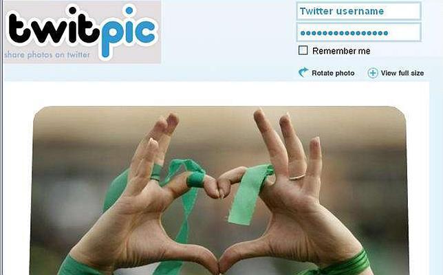 Twitpic anuncia su cierre para el próximo 25 de octubre