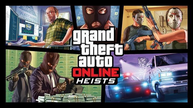 «GTA Online» incluirá misiones de atraco en 2015