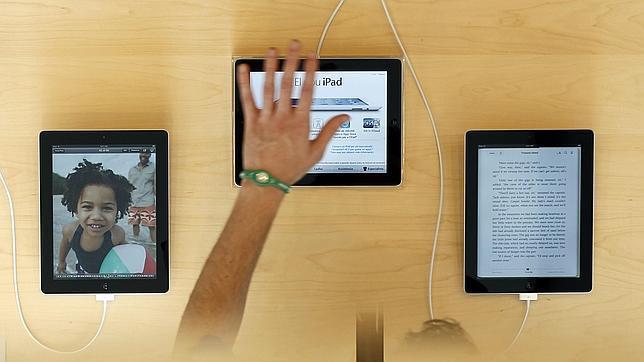 La producción de pantallas para el iPad de 9,7 pulgadas se frena por el iPad mini