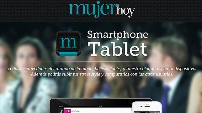 Mujer hoy lanza la nueva versión de su aplicación para tabletas y «smartphones»