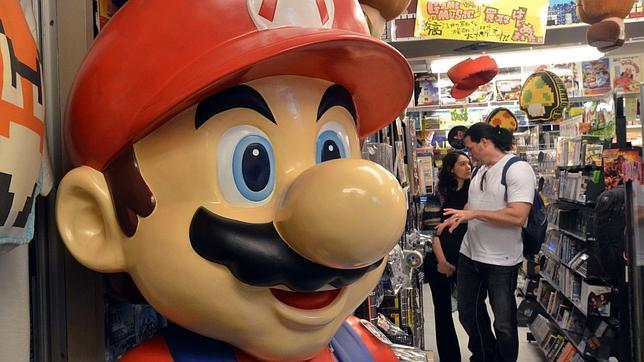 Nintendo se dispara en Bolsa tras anunciar que hará videojuegos para smartphone