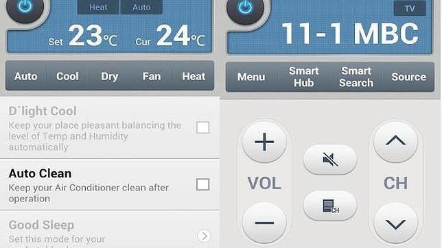 Cómo utilizar tu móvil como mando de una Smart TV