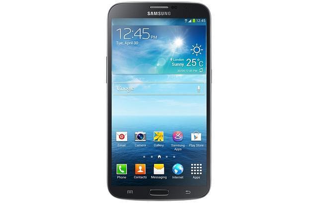 Samsung lanza en España el móvil más grande: Galaxy Mega