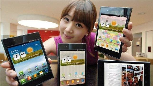 El auge de los «phablets», la fusión entre el «smartphone» y la tableta