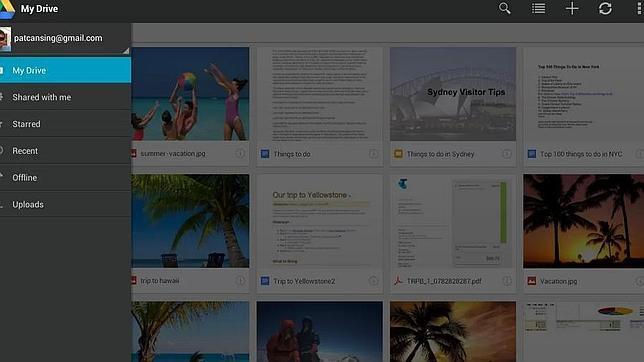 Google comienza a cifrar archivos de Drive para protegerlos del espionaje