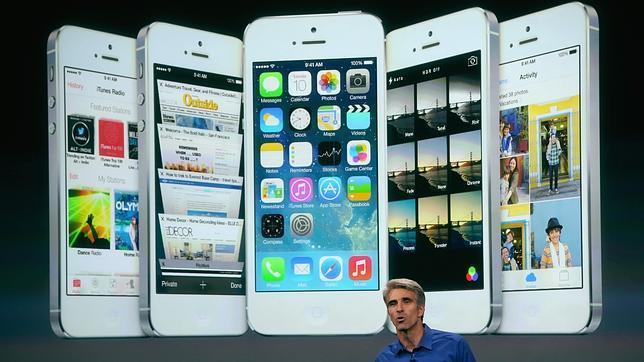 Flipboard, Vine o Foursquare: las aplicaciones ya actualizadas para iOS 7