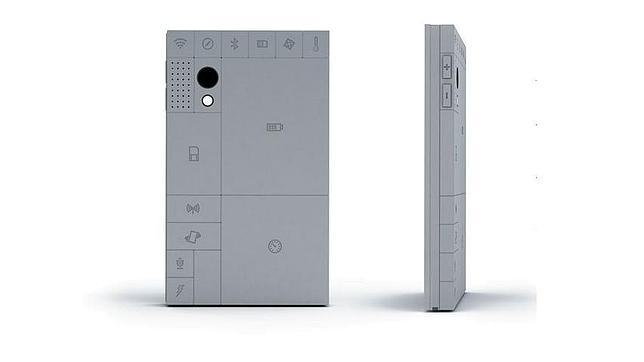 PhoneBlok, un «smartphone» que pretende acabar con la obsolescencia a base de bloques