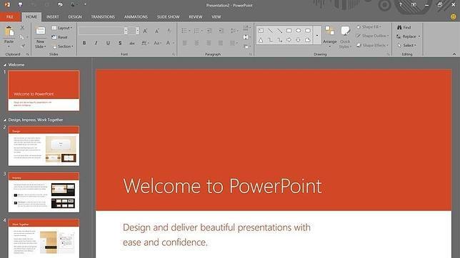 Así será la próxima versión de Microsoft Office