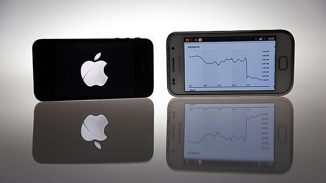 Un juez rechaza la petición de Apple de bloquear las ventas de Samsung