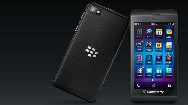 Blackberry Messenger estará preinstalado en móviles LG