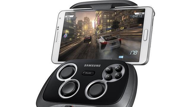 Samsung GamePad: cuando el «smartphone» se transforma en una consola