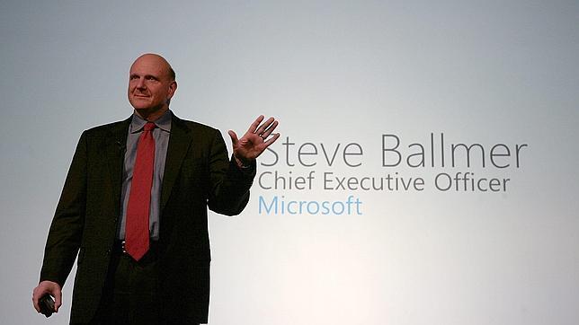 Microsoft no logra reemplazar a Steve Ballmer