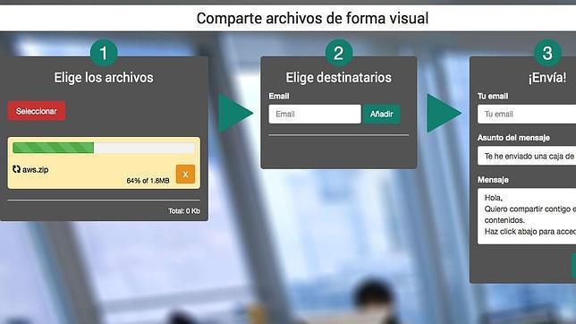 Visualbox lanza un sistema para compartir contenidos en la nube para e..