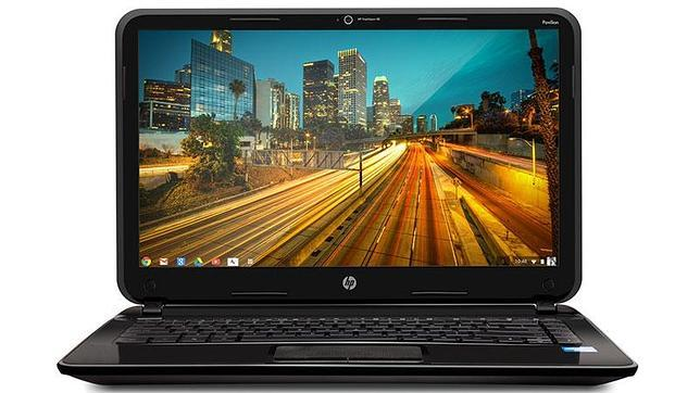 El chromebook de HP sale a la luz