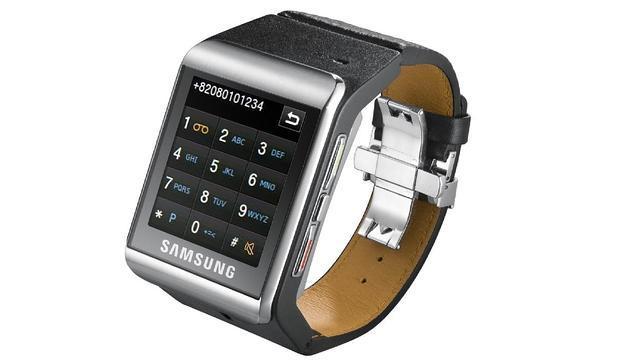 Samsung confirma que trabaja en un reloj inteliente como el iWatch de Apple