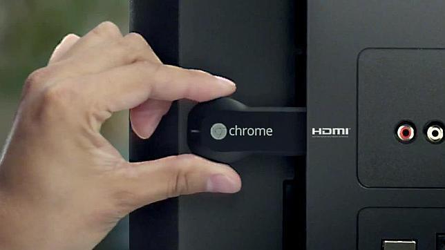 Google Chromecast llega a España
