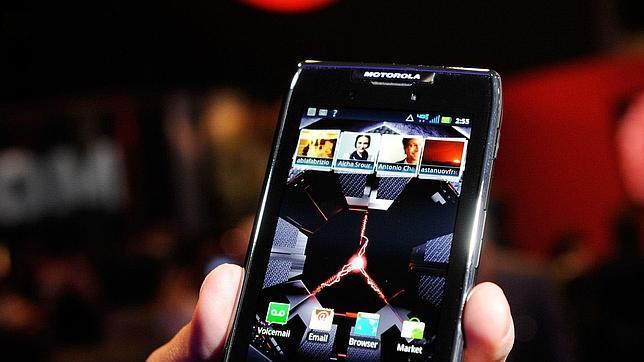 Motorola busca crear móviles con el tamaño «justo»