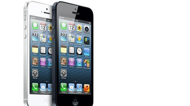 El nuevo iPhone 5S, ¿con un acabado en dorado?